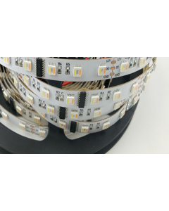 12V 5 meters 300 LEDs IP20 non-waterproof TM1812 RGB+CCT 5-in-1 SMD 5050 LED light strip