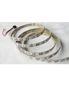 12V 5 meters 300 LEDs IP20 non-waterproof white FPCB smart programmable SK6812 RGBW 5050 light strip