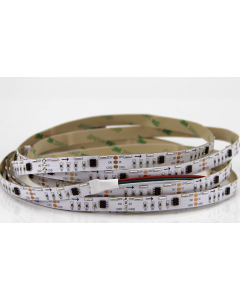 12V 5 meters 300 LEDs SideView IP20 non-waterproof white FPCB WS2811 RGB 020 digital LED strip