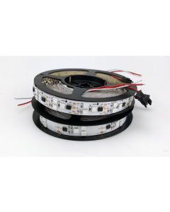 12V 5 meters 450 LEDs IP20 non-waterproof white FPCB programmable WS2811 RGB 5050 digital light strip