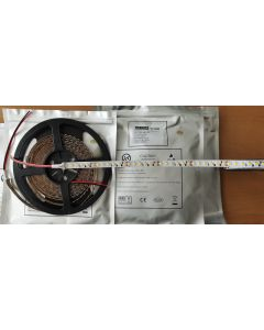 24V constant current ip20 non-waterproof warm white light 2835 LED strip