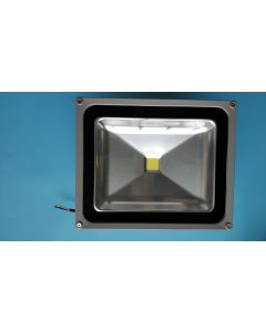 50W high power white light LED flood light front
