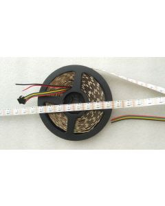 5 meters 300 LEDs 5V high quality excellent performance programmable SK9822 RGB 5050 LED strip