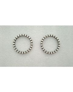 5V 24 LEDs WS2812B programmable RGB LED ring