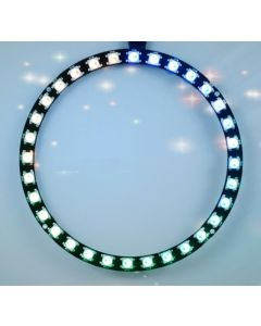 5V 32 LEDs WS2812B addressable RGB LED ring