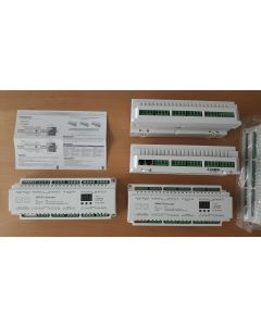 BC-624-DIN rail track 24 channels CV DMX512 decoder