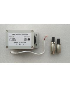 12-24V DMX signal amplifier