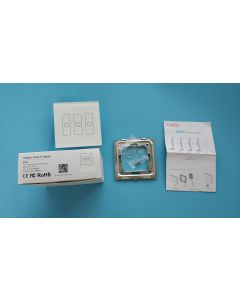 EDA3 LTech 3 channels DALI LED master control dimmer