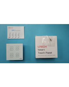 EDA4 LTech 4 Channels DALI LED master control dimmer