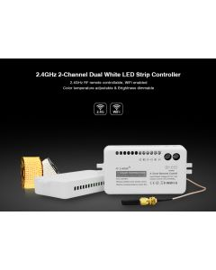 FUT052 Mi Light 2 channels dual white LED controller