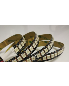 GS8208 ip20 DC12V 96LEDs breakpoint-continue addressable RGB LED strip