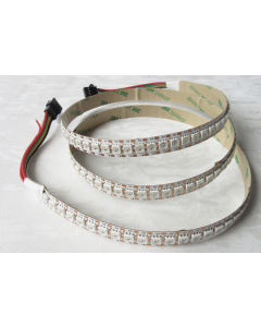 IP20 non-waterproof white FPCB 5V 1 meter 144 LEDs WS2813B RGB 5050 LED dream color light strip