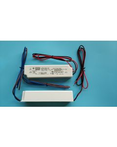 IP67 level Mean Well LPV-35-12 constant voltage single output power supply LED driver