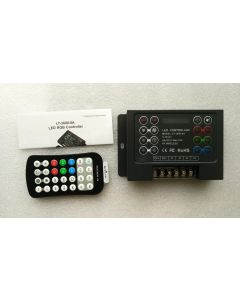 LT-3800-6A RF remote programmable RGB LED controller