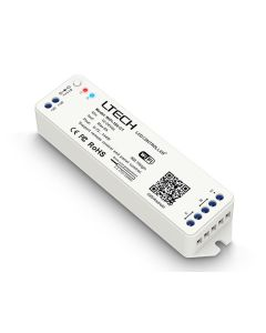LTech WiFi-102-wireless CT color temperature mini LED controller