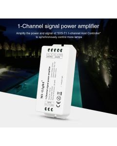 SYS-T2 MiLight 1-channel signal power amplifier