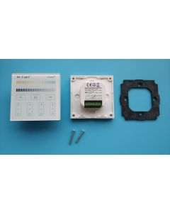 T2 MiLight futLight CCT color temperature 2.4GHz RF remote panel controller