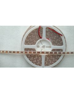 IP67 silicone tube water resistant infrared 850nm 5050 LED strip, yellow FPCB